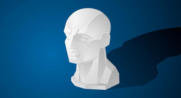 Иллюстрация иллюстрации модели человека
