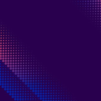 Фиолетовый и розовый полутоновый фон вектор