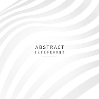 白の抽象的な背景デザインベクトル