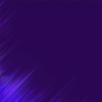 空白の紫色の模様の背景ベクトル