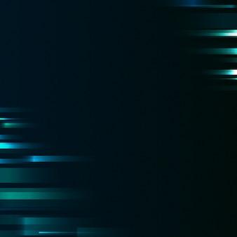 青と緑の模様の背景ベクトル