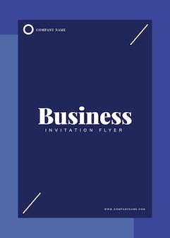 Корпоративный шаблон брошюры и плаката