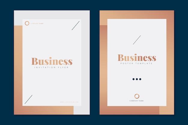 Корпоративные шаблоны брошюр