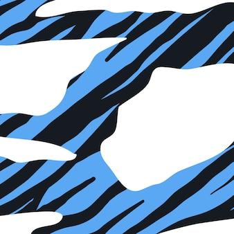 カラフルな幾何学的メンフィススタイルの背景