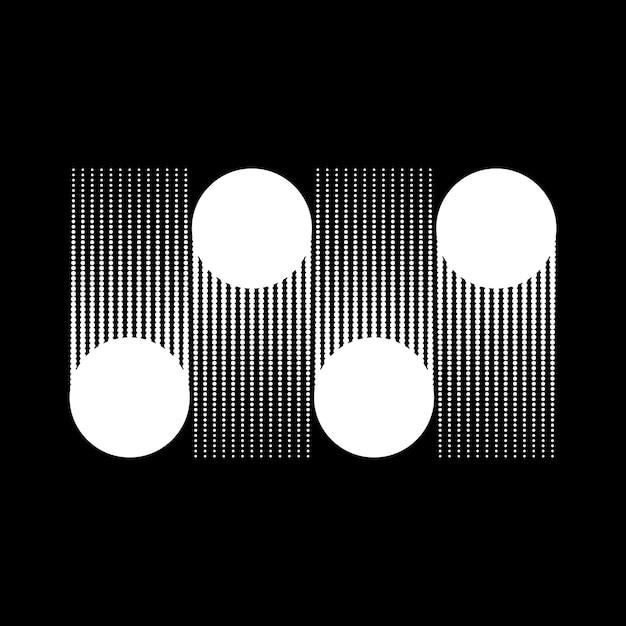 Градиент полутонового фона вектор