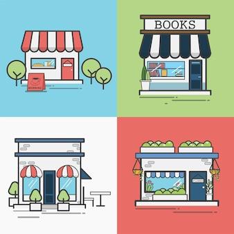 お店や店舗のコレクション