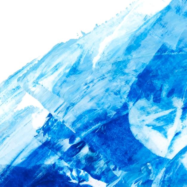 インディゴ塗装キャンバス