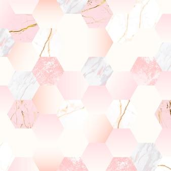 乙女チックなピンクの背景