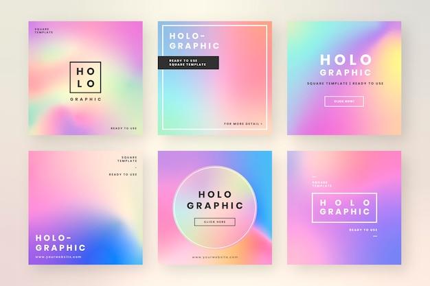 かわいいデザインのウェブサイトのテンプレート