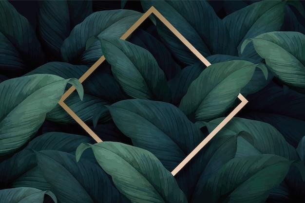 Фон листвы