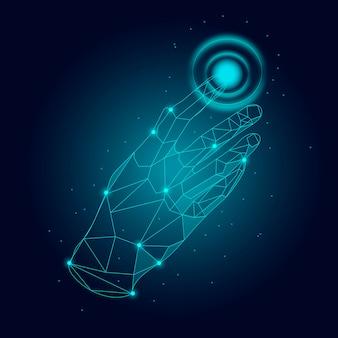 Технология сканера отпечатков пальцев