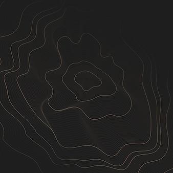 輪郭の背景