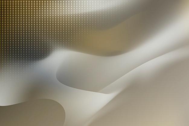 ベージュフローの背景