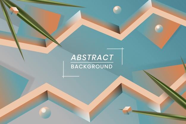 Геометрический абстрактный фон