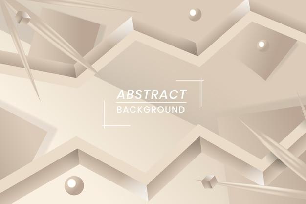 幾何学的な抽象的な背景