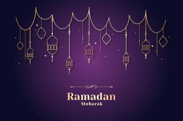Рамадан в рамке