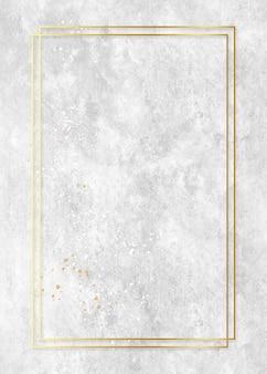 Рамка на пастельной рамке