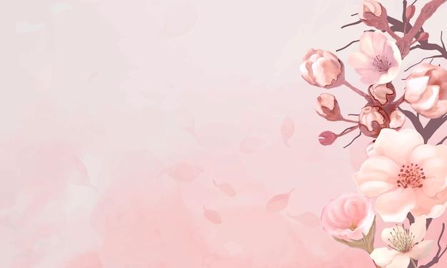 Рамка вишневого цвета