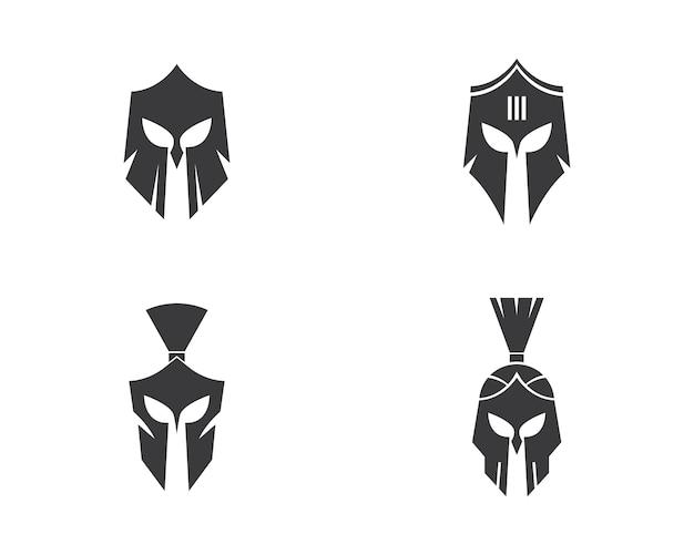 スパルタンロゴベクトル