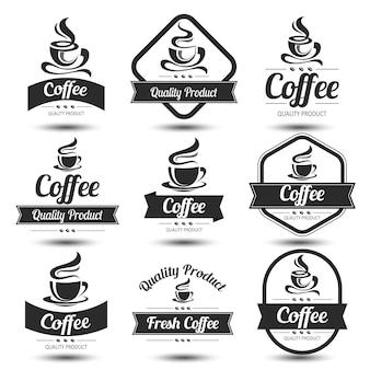 Кофе-этикетка