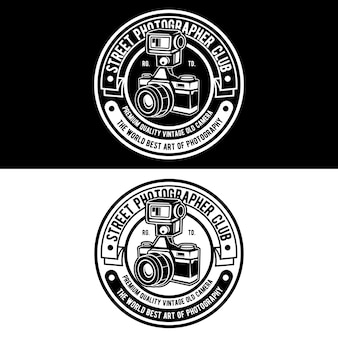 写真家のロゴ