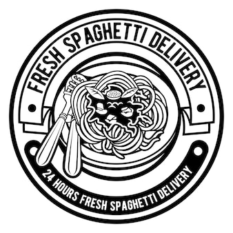 スパゲッティロゴ