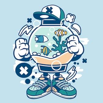 Рыбный танк