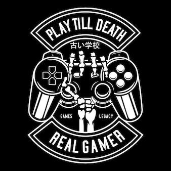 Играть до смерти