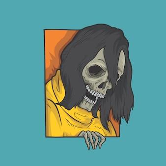 頭蓋骨ウィンドウ