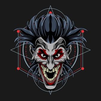 Клоунский крик