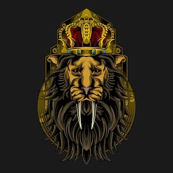 ジャングルの王