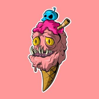 致命的なアイスクリーム