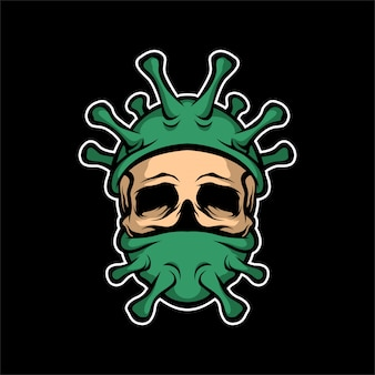 Вирус мертвой ниндзя-короны