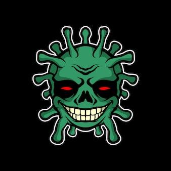 Злой вирус короны