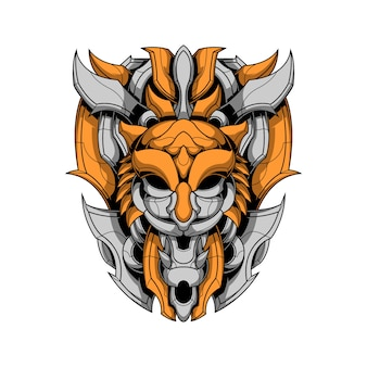 鉄虎のロゴ