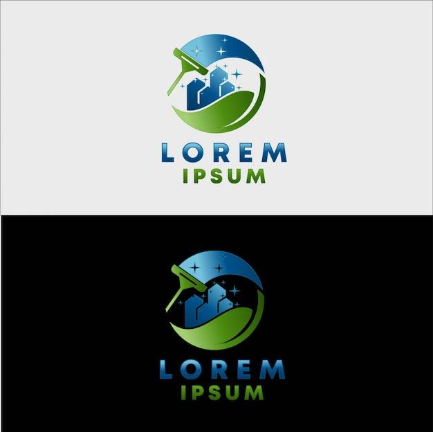 Логотип уборки