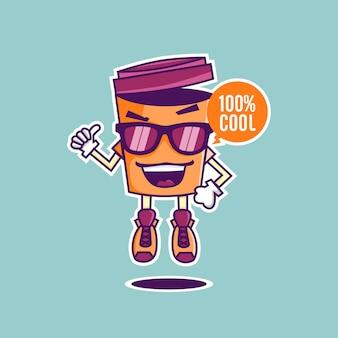クールカップ漫画キャラクター