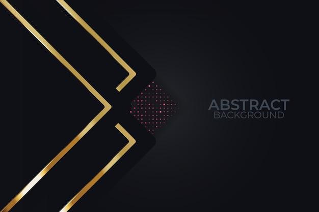 抽象的な背景が近代的な技術とキラキラ背景光