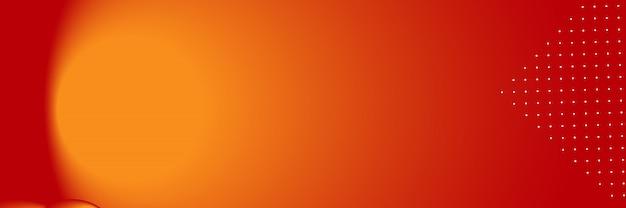 バナーの豪華な明るい色の背景
