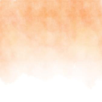 抽象的な手描きの水彩画。