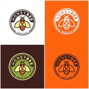 Шаблон логотипа би