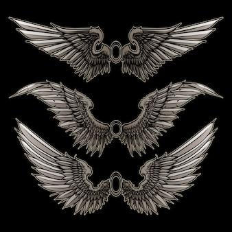 翼コレクションセット