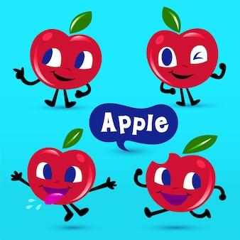 リンゴベクトル漫画