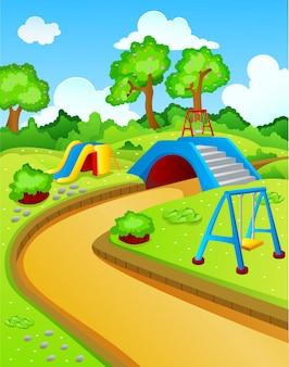 子供のための遊び場
