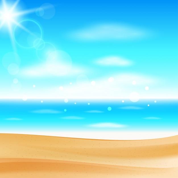 海のパノラマ