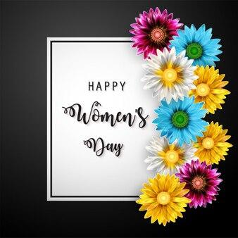 女性の日カード