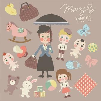マリーポピンズ