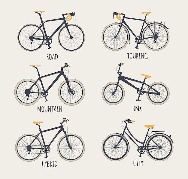 バイクのセット