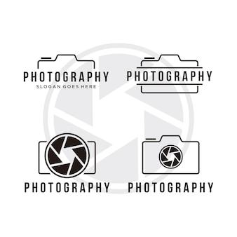 写真のロゴテンプレート