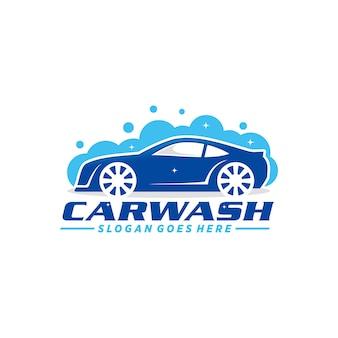 洗車ロゴテンプレート